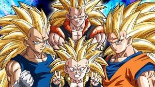 getlinkyoutube.com-Team Super Saiyan 3 Vs. Badasses! (Dragon Ball Z Fights)