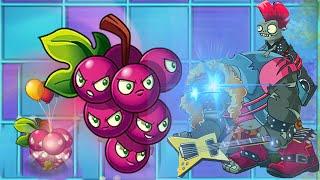getlinkyoutube.com-Plants Vs Zombies 2: Grapeshot Crazy Endless Challenge