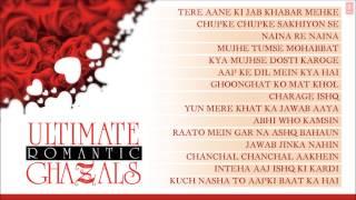 getlinkyoutube.com-Ultimate Romantic Ghazals - Jukebox - Jagjit Singh, Pankaj Udhas, Chandan Das, Ghulam Ali & Others