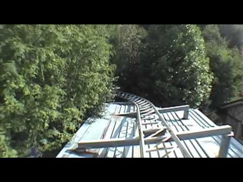 Viper Roller Coaster Intamin POV Doocoland South Korea