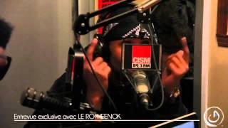 Roi Heenok - Pour moi (Booba) c'est un p'tit PD