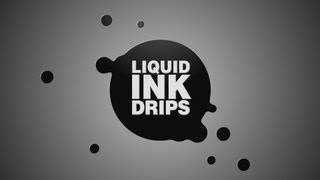 getlinkyoutube.com-After Effects Tutorial - Liquid Ink Drips