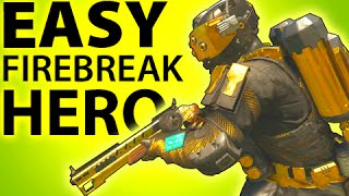 getlinkyoutube.com-BLACK OPS 3 - HOW TO GET GOLD FIREBREAK HERO ARMOR