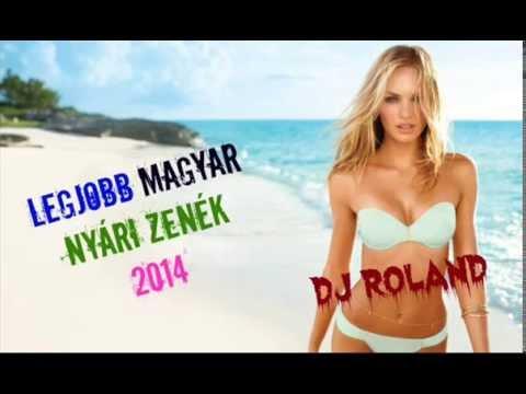 Legjobb Magyar Nyári Zenék 2014