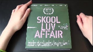 getlinkyoutube.com-Unboxing BTS (Bangtan Boys) 방탄소년단 2nd Mini Album Skool Luv Affair