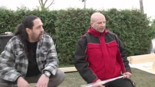 getlinkyoutube.com-BAUHAUS TV - DIE WENDES Handwerker mit Herzblut - Folge 5: Projekt Hausanbau