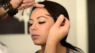 getlinkyoutube.com-Janel Parrish - Make Up Tutorial Teen Choice Awards 2014