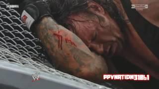 Undertaker Vs Edge Summerslam 2008 highlights T1