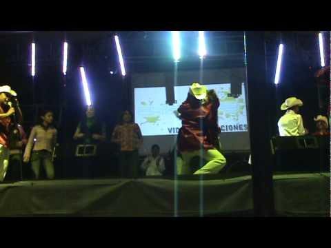 Tormenta musical de Fco I Madero (Baile Sexi)
