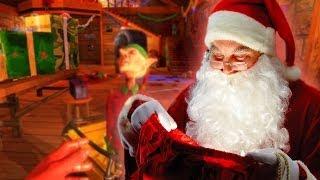 getlinkyoutube.com-SANTA ASESINO!!   Viscera Cleanup Detail: Santa's Rampage
