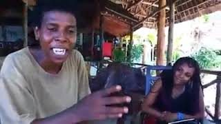 Master Kimbo freestyle as Timmy T Dat appreciates with laughter in Kilifonia