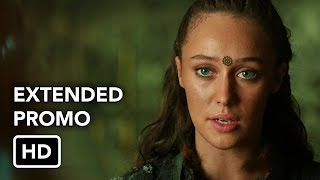 "getlinkyoutube.com-The 100 3x03 Extended Promo ""Ye Who Enter Here"" (HD)"
