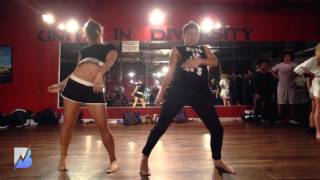 getlinkyoutube.com-Never Be Like You - Choreography by Janelle Ginestra Feat. Immabeast