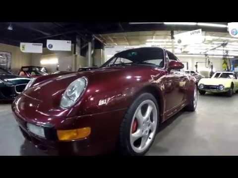 Где в Porsche 911 датчик скорости