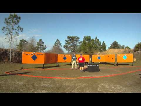 Jerry Miculek Stage 9 Florida Open