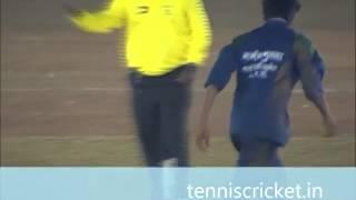Tennis Cricket Najeeb mulla Tournament  2014