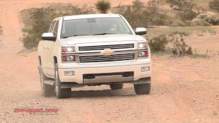 getlinkyoutube.com-Shootout: 2015 Ford F-150 EcoBoost V6 vs. Chevy Silverado V8