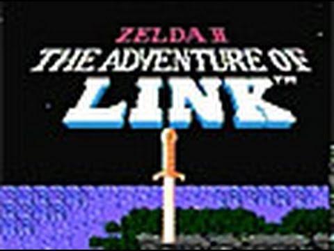 CGR Undertow - ZELDA II: THE ADVENTURE OF LINK for NES Video Game Review
