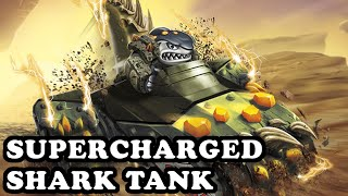 getlinkyoutube.com-Skylanders Superchargers - Supercharged Shark Tank GAMEPLAY
