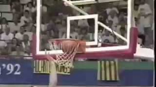 1992 Dream Team Top 10 plays