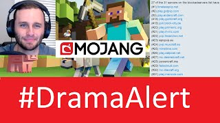 getlinkyoutube.com-Minecraft Server BLACKLIST! #DramaAlert SSundee - MrCrainer - Mojang EULA Enforcement