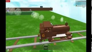 getlinkyoutube.com-ROBLOX Thomas & Friends S6 Crashes