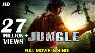 JUNGLE (2018) New Released Full Hindi Dubbed Movie | Full Hindi Movies 2018 | South Movie width=