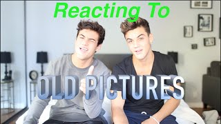 getlinkyoutube.com-Reacting To Old Pictures of Us!!