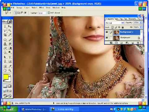 Adobe PhotoShop 7 0 Complete Training A Complete Video Urdu