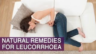 getlinkyoutube.com-Leucorrhoea (Leucorrhea) - Natural Ayurvedic Home Remedies