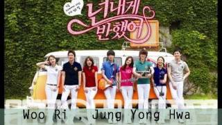 getlinkyoutube.com-Stage Fright Gone - Woori Yonghwa Shinhye Hyunjin