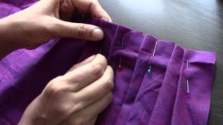 getlinkyoutube.com-Sew a Kids Skirt (Traditional one)