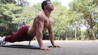 getlinkyoutube.com-Treino de peito, ombro e tríceps para aumentar massa muscular
