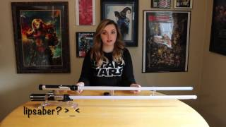 getlinkyoutube.com-Darth Vader Force FX Saber Unboxing!
