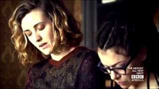 getlinkyoutube.com-Cosima and Delphine | Kiss me