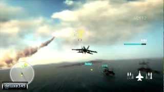 getlinkyoutube.com-Top Gun: Hard Lock Gameplay (PC HD)