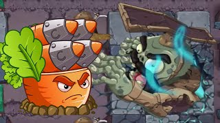 getlinkyoutube.com-Plants Vs Zombies 2 Online: New FINAL BOSS New World Qin Shi Huang Mausoleum