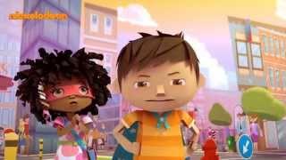 getlinkyoutube.com-Zack & Quack~Ep.02 Super Popper [GREEK~PART 1]