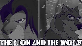 getlinkyoutube.com-{ The Lion and the Wolf }