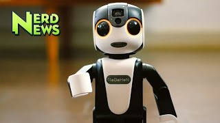 getlinkyoutube.com-Meet RoBoHon: The World's First Robotic Smartphone!