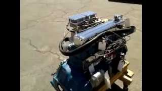 Chevy 261 High Perfomance Hot Rod Engine
