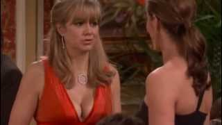getlinkyoutube.com-Rules of Engagement Megyn Price &  Bianca Kajlich hot