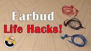 getlinkyoutube.com-Earbud Life Hacks!