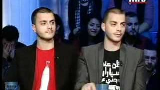 "getlinkyoutube.com-ASHEKMAN interview on ""7ADISS AL BALAD""  -  MTV Lebanon"