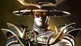 getlinkyoutube.com-Mortal Kombat X: DARK RAIDEN X-Ray Super Attack! [iPad/Android]