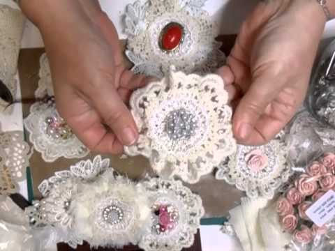 Amazing Handmade Shabby Chic Flowers - jennings644