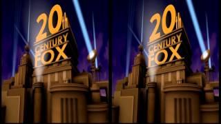 getlinkyoutube.com-20th Century Fox[Full 3D] Cinema 4D [HD]