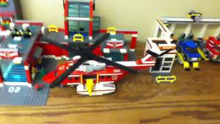 getlinkyoutube.com-Colin's Lego City Weather Forecast 4-27-2011