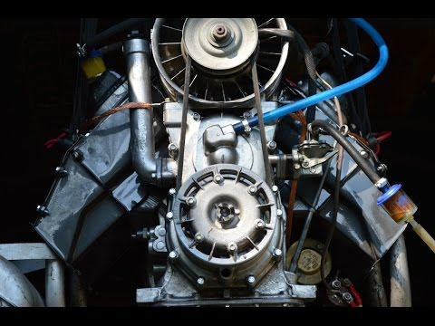 Такого двигателя ЗАЗ ещё нигде не было видно! Видео!