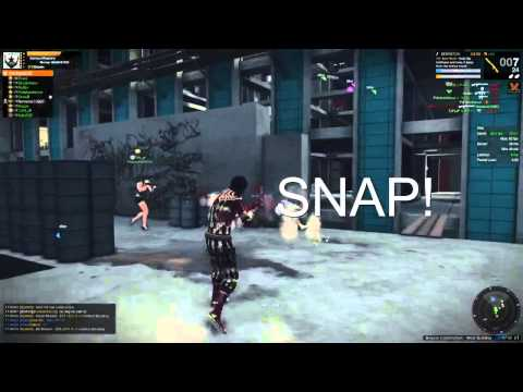 APB Reloaded - Random FightClub Kills / Dianji - SmilingDemons (recorddate 09.06.2013)